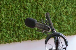 Podcast-Studio in Leipzig