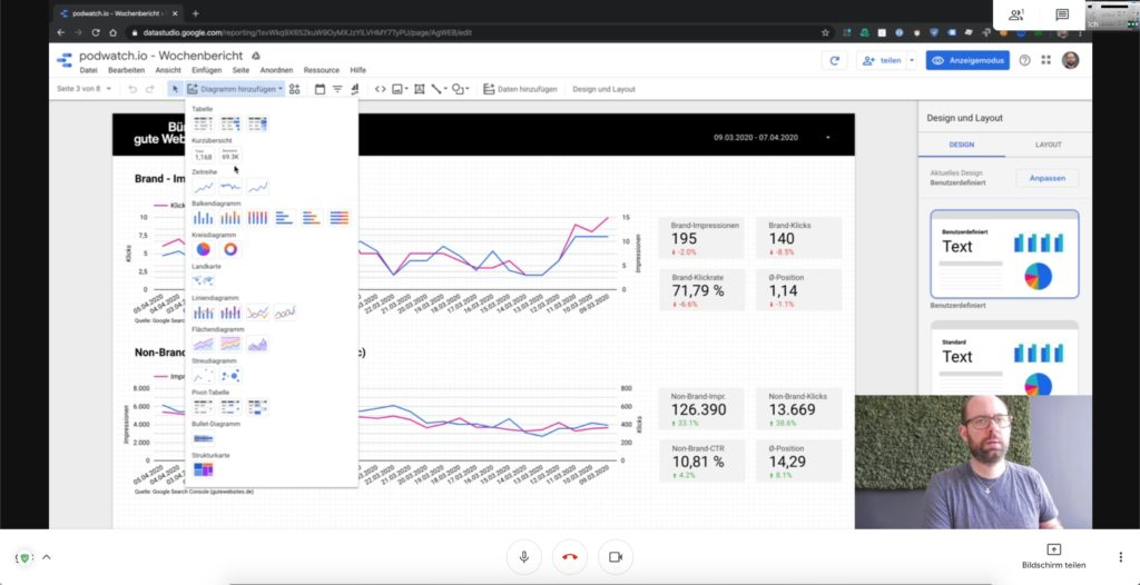 Skill Sharing: Google Data Studio Basics